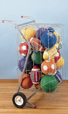 Indoor/Outdoor Ball Cart