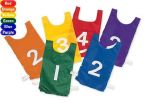 Pinnies Pack - Numbered