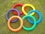 Foam Juggling Ring