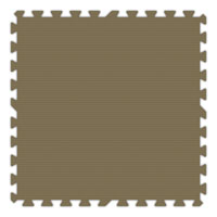 Puzzle Mat: Brown