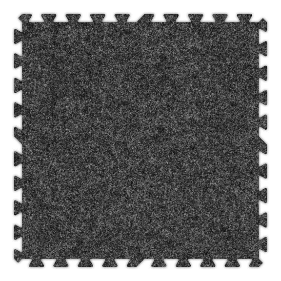Dark Grey SoftCarpets