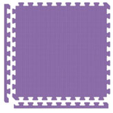 Puzzle mat-Purple