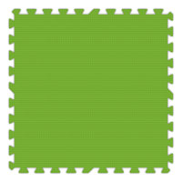Puzzle Mat: Lime Green