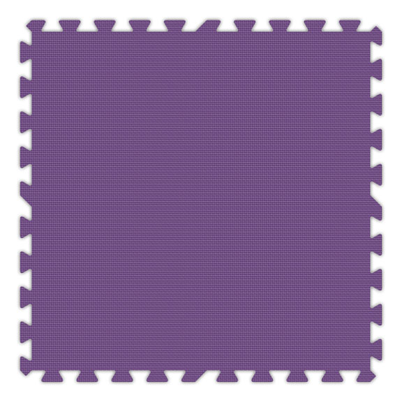 Puzzle Mat: Purple