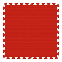 Puzzle Mat: Red