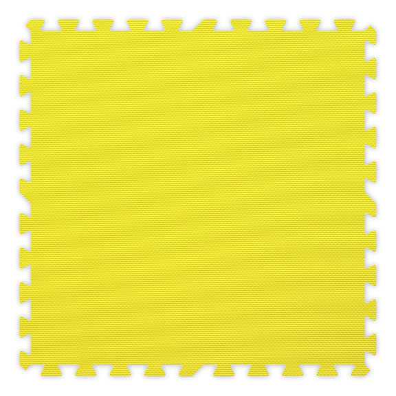 Puzzle Mat: Yellow