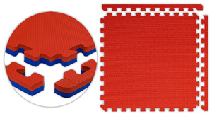 Red/Blue Puzzle Mats