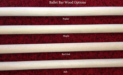 Bar Wood Options
