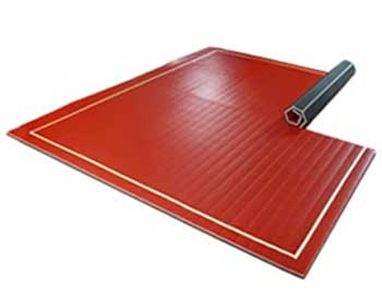 US made gymnastic mats and martial arts mats, folding or mat