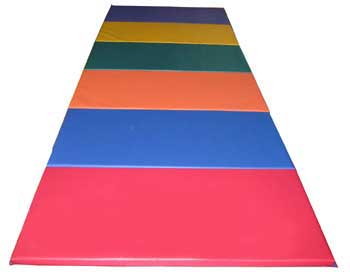Multi-Colored Mat