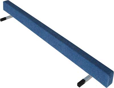 Carpeted Balance Beam