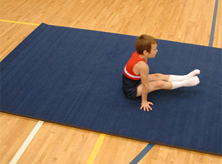 American Made Flexible Cheerleading Mats For Cheer Free