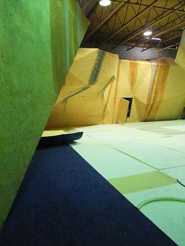 Custom Rock Climbing Mats With Foam Thickness And Color