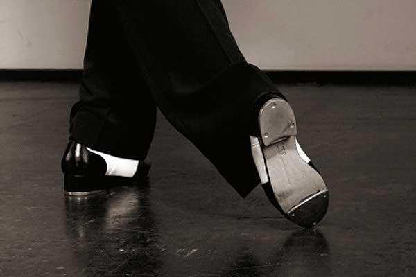 Ballet dance style
