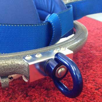 Gymnastic Spotting Belts Twisting Rotator Belts And
