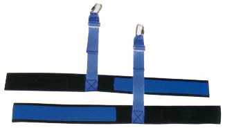 gymnastic leg harness