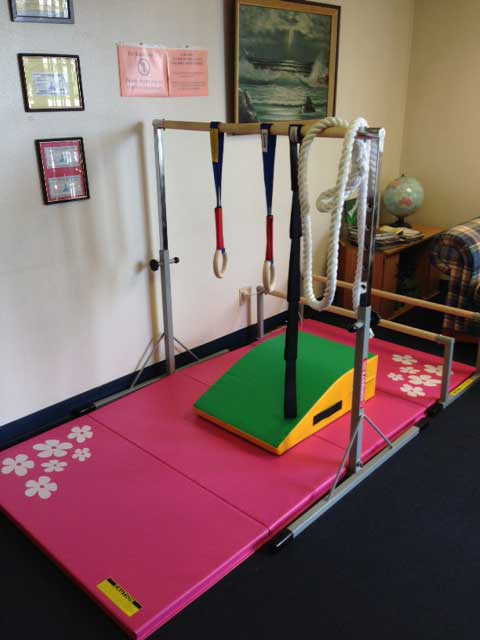 mini-gymnastic rings