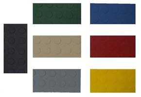 Interlocking Tile Colors