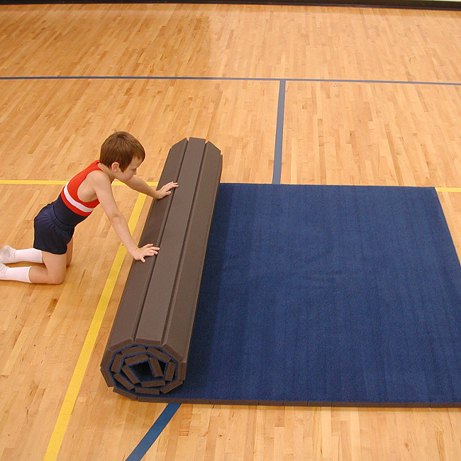 American Made Flexible Cheerleading Mats For Cheer Free Exercise - Mate flex flooring