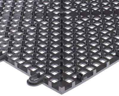 Buy Plastic Interlocking Floor Tiles For Patio Decking