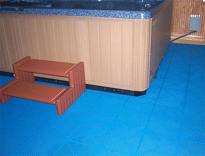 Buy Plastic Interlocking Floor Tiles For Patio Decking Floating