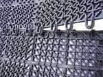 Perforated Plastic Decking Tile