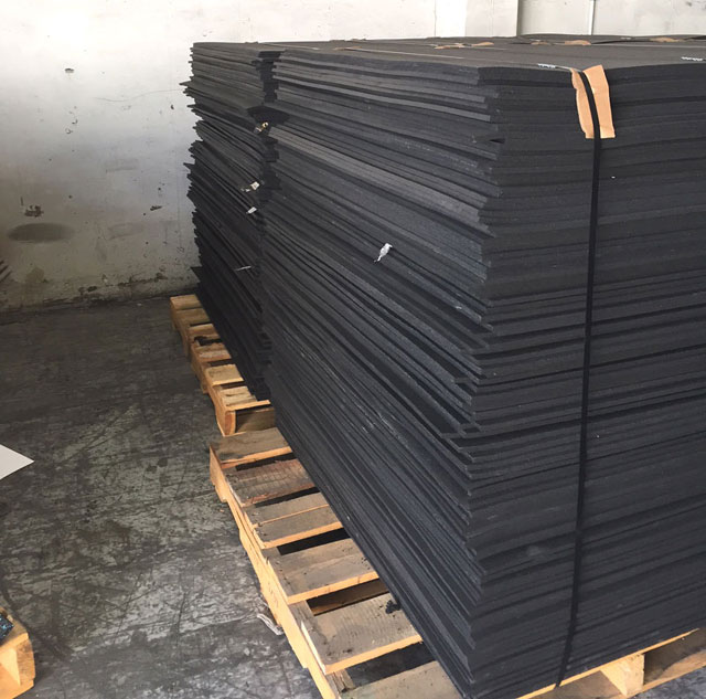 Shipping Rubber Tiles Must Be Shipped On Pallets A Pallet Of Flooring From Los Angeles Ca To Phoenix Arizona Cost Rox 230