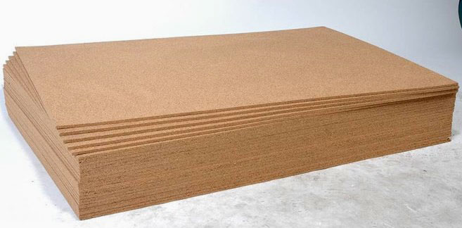 Buy cork underlayment rolls and cork underlay planks for Wood floor underlayment