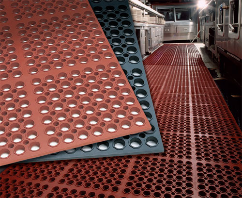 Buy Restaurant Kitchen Floor Mats And Perforated