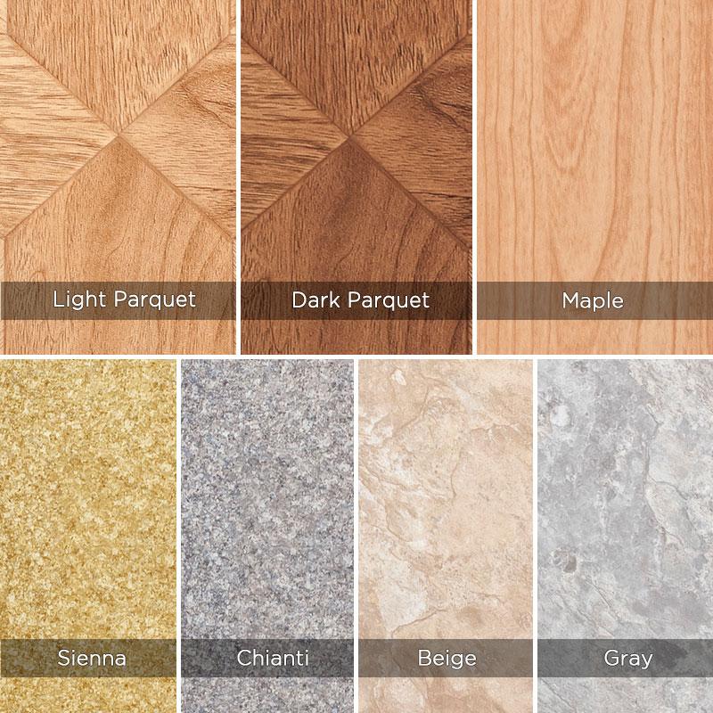 Portable dance floor tiles snap together interlocking for Fake hardwood tile