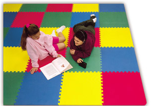 Buy Colorful Children Puzzle Mats Soft Preschool Floor