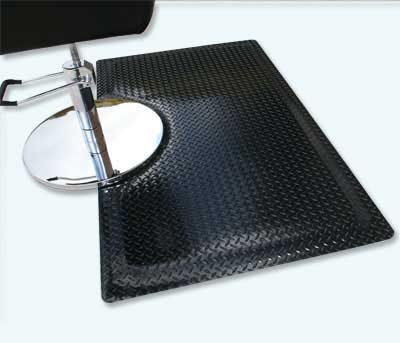Barber Mats : US Made Hair Salon Mats and Barber Floor Mats