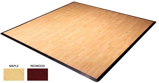 Portable Dance Floor Tiles Interlocking Tiles For All